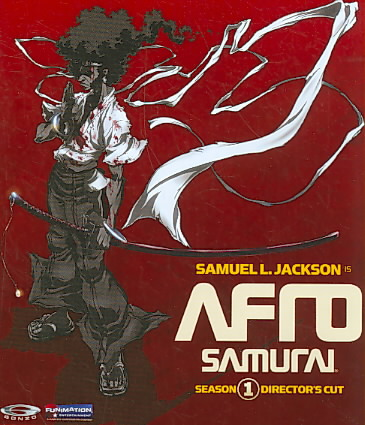 AFRO SAMURAI SEASON ONE BY AFRO SAMURAI (Blu-Ray)